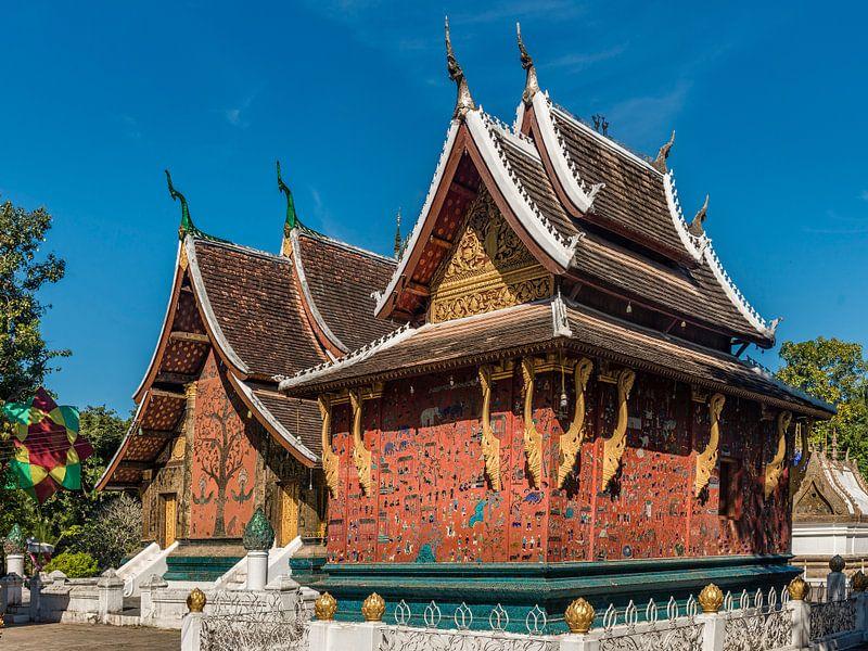 Luang Prabang - Vat Xiang Thong van Theo Molenaar
