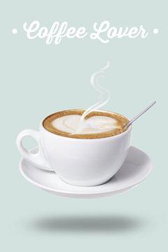 Coffee Lover van Marja van den Hurk