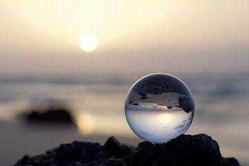 das Meer auf dem Kopf stehend von Steven Jacobs
