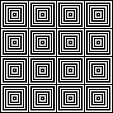 Nested | Center | 04x04 | N=06 | W van Gerhard Haberern