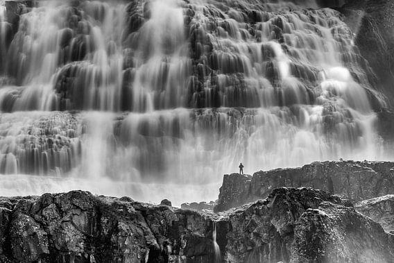 Dynjandi waterval IJsland