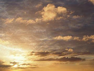 Schilderachtige zonsopgang van Simone Gouman