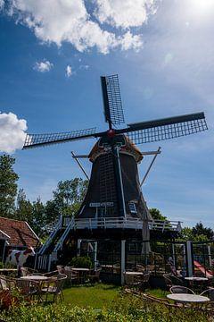Le moulin à café de Terschelling sur Merijn Loch
