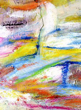 Abstrakt Art 1 von Claudia Gründler