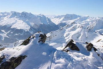 mountains sur stefany vangeel