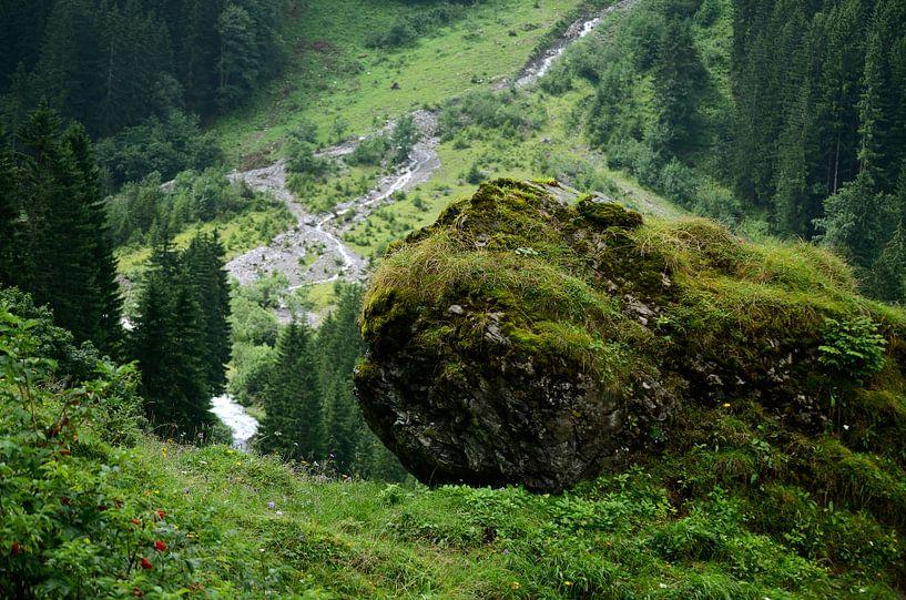 The Rock van Jacques Vledder