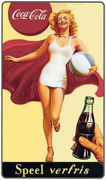 reclame poster Coca Cola