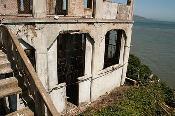 Alcatraz island 11 van Karen Boer-Gijsman