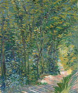 Vincent van Gogh, Bospad