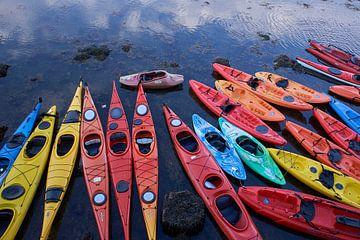 Kayak verzameling van Geert van Kuyck