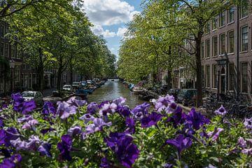 Grachten van Amsterdam von Elbertsen Fotografie