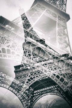 Der doppelte Eiffelturm von