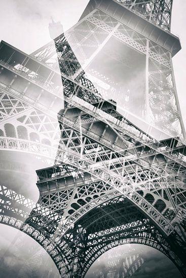Der doppelte Eiffelturm