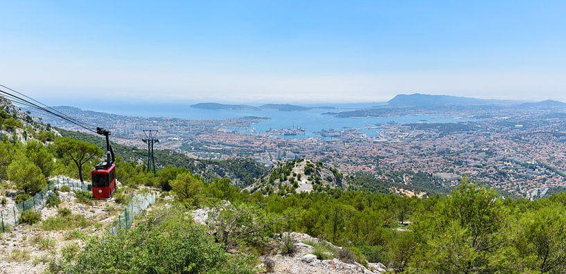 Toulon Sud de la France sur Arno Lambregtse