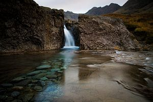 Fairy Pools in Isle of Skye