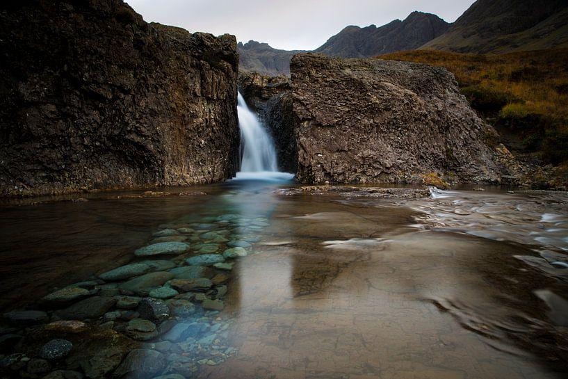 Fairy Pools in Isle of Skye van Steven Dijkshoorn