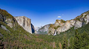 Yosemite Tunnel Ansicht von Marc Vandijck
