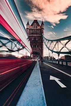 Tower Bridge van Truckpowerr