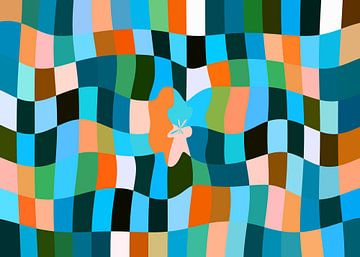 Cuby Club Aquas van Caroline Lichthart