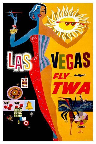 Las Vegas reisposter