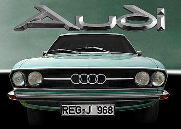 Audi 100 Coupé