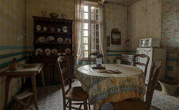Granny's kitchen van Chris Vermeulen