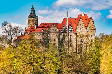 Die Burg Tzschocha (Zamek Czocha) in Niederschlesien, Polen von Gunter Kirsch