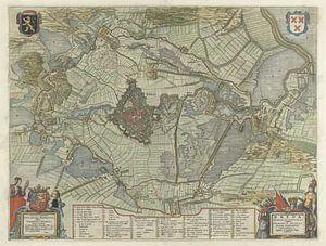 Verovering van Breda en de uittocht van het Spaanse garnizoen, 1637