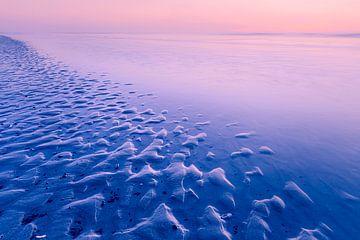Texel de Koog Meereslandschaft von Vincent de Jong