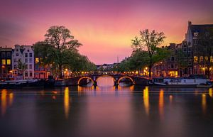 Amsterdam Prinsengracht van