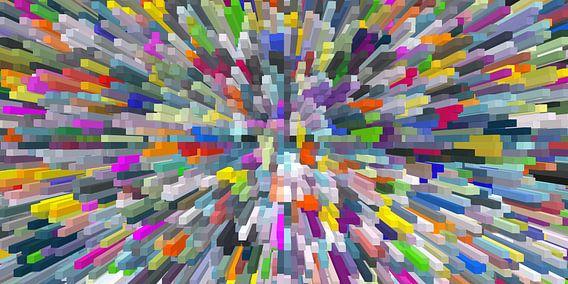 Blocks ,alle Farben