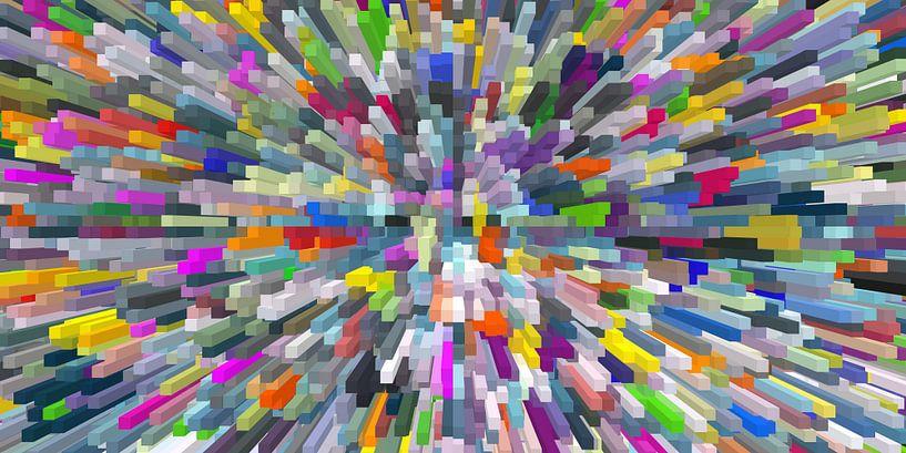 Blocks ,alle Farben von Marion Tenbergen