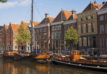 Hoge der A Groningen stad (Nederland)