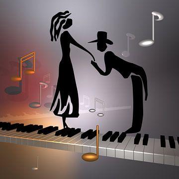 let´s dance van Isa Bild
