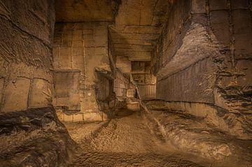Underground Quarry sur Bert Beckers