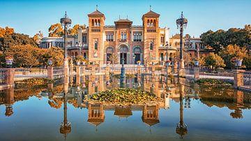 Séville architecture sur Manjik Pictures