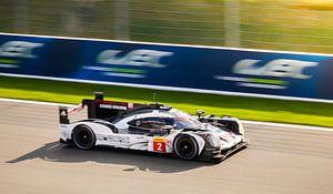 24 uur van Le Mans winnende Porsche 919 Hybrid