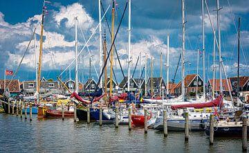 Jachthaven van Marken, Nederland van Rietje Bulthuis