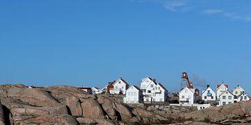 Häuser in Schweden von Heike Hultsch