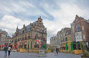 Grote Markt Nijmegen van Renate Coenen
