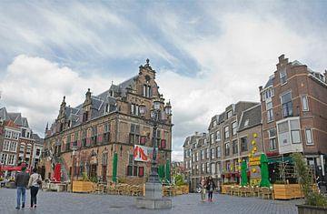 Grote Markt Nijmegen von Renate Coenen