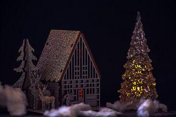 Concept Kerstmis: Thema kerststal van Michael Nägele