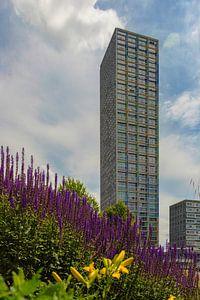 Westpoint Tower Tilburg van Freddie de Roeck