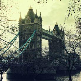 Tower Bridge Londen van Mr and Mrs Quirynen