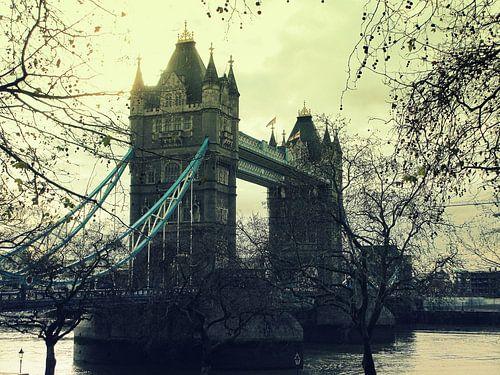 Tower Bridge Londen van