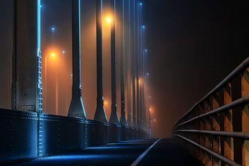 Die Brücke von Deventer von Martin Podt