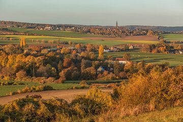Herfst in Zuid-Limburg von John Kreukniet