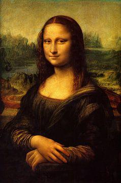 Mona Lisa van Leonardo da Vinci van Rebel Ontwerp