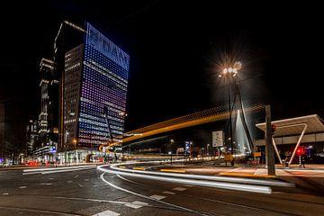 Wilhelminaplein, Rotterdam von Peter Hooijmeijer