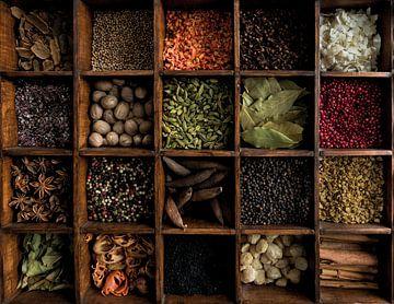 Kruiden en Specerijen van Laura van Driel